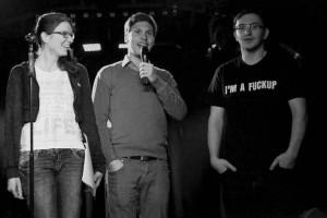 Micha, Kathlee Schulze, Karl-Georg Gräfe