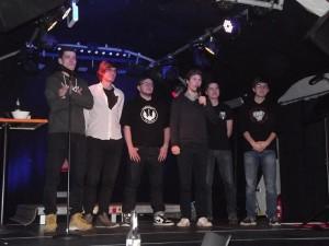 Alle Teilnehmer Poetry Slam