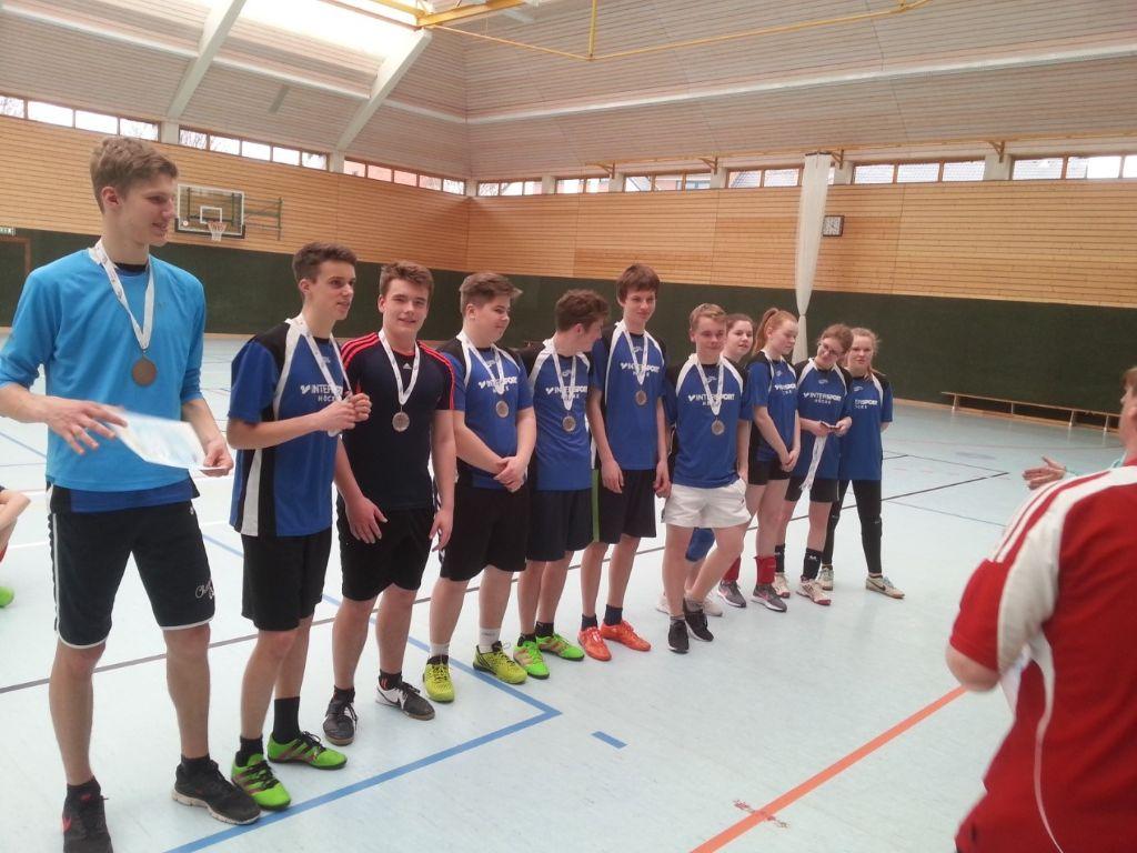 Volleyball Vizekreismeister
